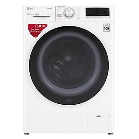 Máy giặt cửa trước inverter LG 8.5kg FV1408S4W - Hàng chính hãng (chỉ giao HCM)