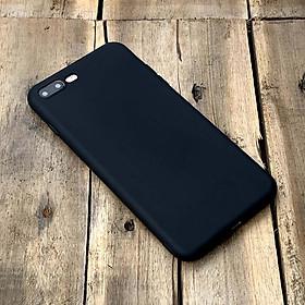 Ốp dẻo đen mỏng dành cho iPhone 7 Plus / iPhone 8 Plus