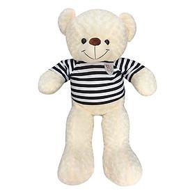 Gấu Bông Teddy Khổ Vải Ichigo Shop (1m) - Kem
