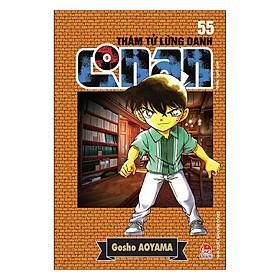 Thám Tử Lừng Danh Conan Tập 55 (Tái Bản 2019)