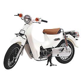 Xe Máy 50cc Cub 81 Minion TAYA MOTOR XM81M_T - Trắng