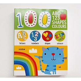 100 ABC, 123, Shapes And Colours - 100 ABC, 123, Hình Khối Và Màu Sắc