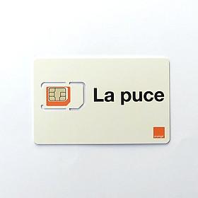 Sim 4G/ LTE Châu Âu cao cấp ORANGE 14 ngày, 20 GB Data tốc độ cao, Có thoại và tin nhắn