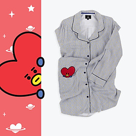 BT21 x HUNT One-piece Pajama Tata HIYO84T02T