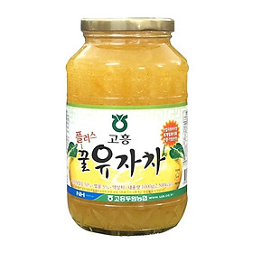Trà Chanh Mật Ong Hàn Quốc Honey Citron Tea 1Kg