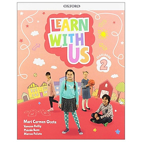 Learn With Us: Level 2: Class Book