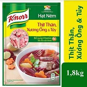 Hạt nêm Knorr Thịt thăn (xương ống & tủy) 1800g