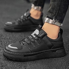 Giày thường nam Giày sneaker nam thời trang thoáng khí