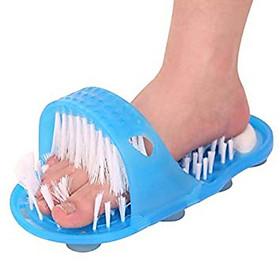 Dép bàn chải chà massage chân Easy Feet tiện lợi
