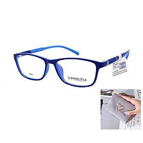 Gọng kính, mắt kính chính hãng VELOCITY VL36459 162 - Tặng 1 ví cầm tay (màu ngẫu nhiên)