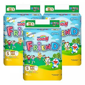 3 Tã Quần Goo.n Friend Gói Cực Đại