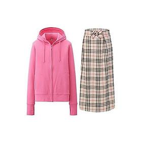 Bộ áo chống nắng kèm khẩu trang và váy thô 2 lớp - Giao mẫu ngẩu nhiên