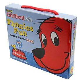 Clifford Phonics Fun Pack 5