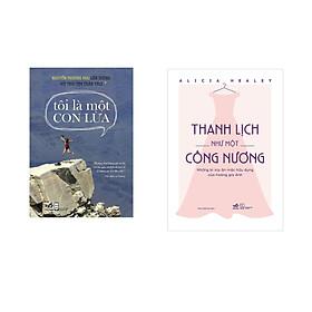 Combo 2 cuốn sách: Tôi là một con lừa   + Thanh lịch như một công nương