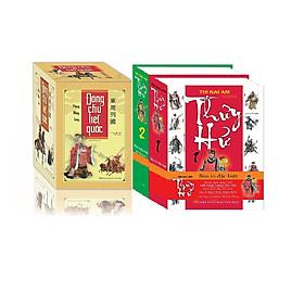 [Download sách] combo Thủy Hử (Tái Bản) + Đông Chu Liệt Quốc (Trọn Bộ 3 Tập)