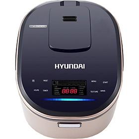 Nồi Cơm Điện Cao Tần Hyundai HDE 2200 Ghi Xám (1.5 lít) - Hàng chính hãng