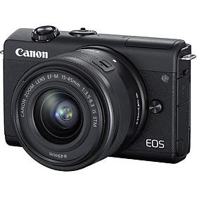 Máy Ảnh Canon EOS M200 KIT 15-45mm - Hàng Chính Hãng