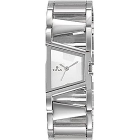 Titan Women's Youth Analog Multi-Color Dial Watch