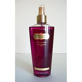 Victoria's Secret Passionate Kisses 8.4 Oz Fragrance Mist, 8.4 Ounce