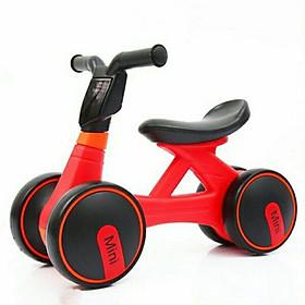Xe chòi chân thăng bằng mini Bike cho bé có đèn + nhạc - Tặng kèm pin (nhiều màu sắc lựa chọn)