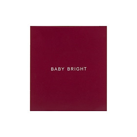 Phấn phủ Baby Bright Red Wine Cover Pact SPF 30 PA++ 6.5g