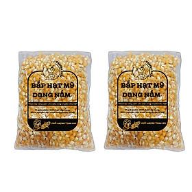 Combo Bắp hạt Mỹ Dạng Nấm - Orange Chef - 2 kg/ 2Túi