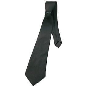 Cà vạt nam nữ trơn C02 - bản 5cm