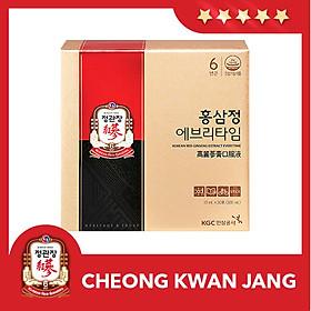 Tinh Chất Hồng Sâm Pha Sẵn KGC Cheong Kwan Jang Everytime Original (10ml x 30 gói) - Hồng Sâm Hàn Quốc, Hồng Sâm Lee Min Ho