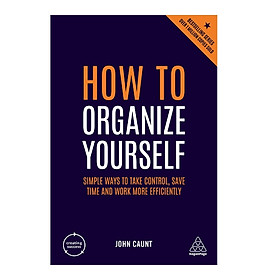How To Organize Yourself - Kp