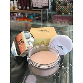 Phấn phủ bột kiềm dầu Aroma Candy Shine Powder Hàn Quốc 10g No.102 Da sáng  tặng kèm móc khoá-3