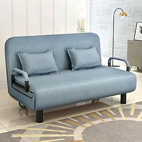 Giường Sofa Phòng Khách Kiêm Giường Gấp Gọn Đa Năng Cao Cấp Giao Màu Ngẫu Nhiên