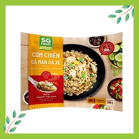 Cơm Chiên Cá Mặn Gà Xé SG Food Túi 250g