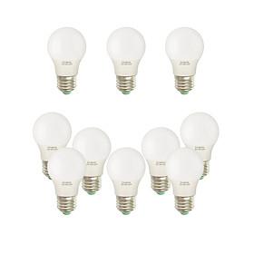 10 Bóng đèn Led 5w A50 tròn bup bulb kín chống nước tiết kiệm điện siêu sáng Posson LB-H5x