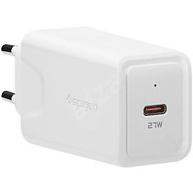 Củ Sạc Spigen Essential F210 USB Wall Charger White - hàng chính hãng