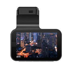 Camera hành trình ô tô f960x tích hợp Wifi GPS, cảnh báo làn đường, độ phân giải camera trước siêu nét Full HD 2304*1296P