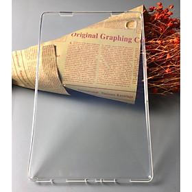 Ốp lưng silicon dẻo trong suốt dành cho Samsung Galaxy Tab A7 2020 T500/T505