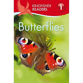 Kingfisher Readers Level 1: Butterflies