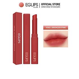 Son thỏi lì Eglips Muse In Velvet Lipstick 1.8g Thành phần dưỡng ẩm Không gây khô môi