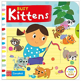 Busy Kittens (Busy Books)