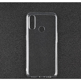 Ốp lưng cho OPPO A31 2020 silicon dẻo trong suốt cao cấp loại A+