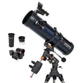 Kính thiên văn phản xạ celestron AstroMaster 130 EQ - Hàng chính hãng