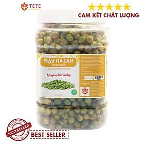 500gram Đậu Hà Lan Rang Muối Vị Nhẹ TeTe Food