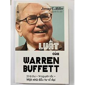 Luật Của Warren Buffett (Tái Bản 2020)