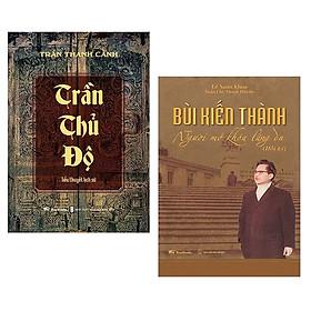 Combo Trần Thủ Độ + Bùi Kiến Thành - Người Mở Khóa Lãng Du (Bộ 2 Cuốn)