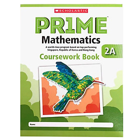 2A Scholastic Pr1Me Mathematics Coursework Book