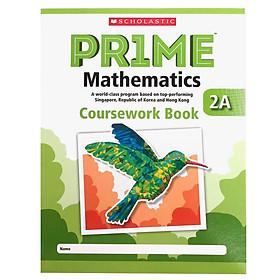 2A Scholastic Pr1Me Mathematics Coursework Book