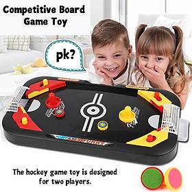2-in-1 Mini Football Board Matchs Game Kit Tabletop Soccer Toys For Kids Parent-child Interactive Children's Toys
