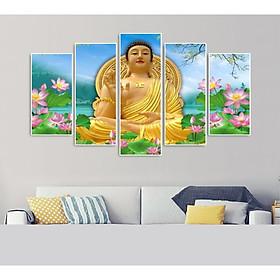 Tranh Treo Phòng Thờ  Phật Giáo  T3M--25219