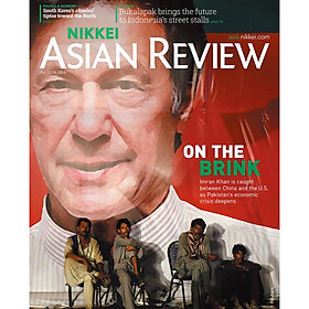 [Download Sách] Nikkei Asian Review: On The Brink - 41