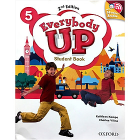 Everybody Up 2E 5: Student Book With Cd Pack